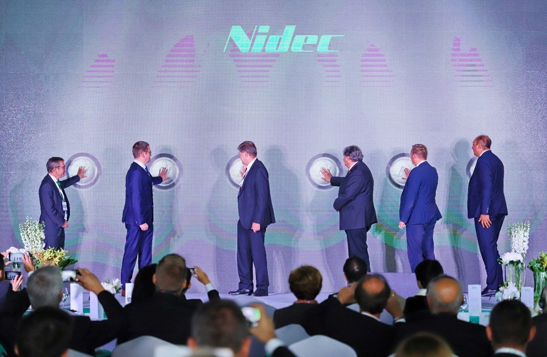 Nidec brings automotive production to Nógrád county in Hungary