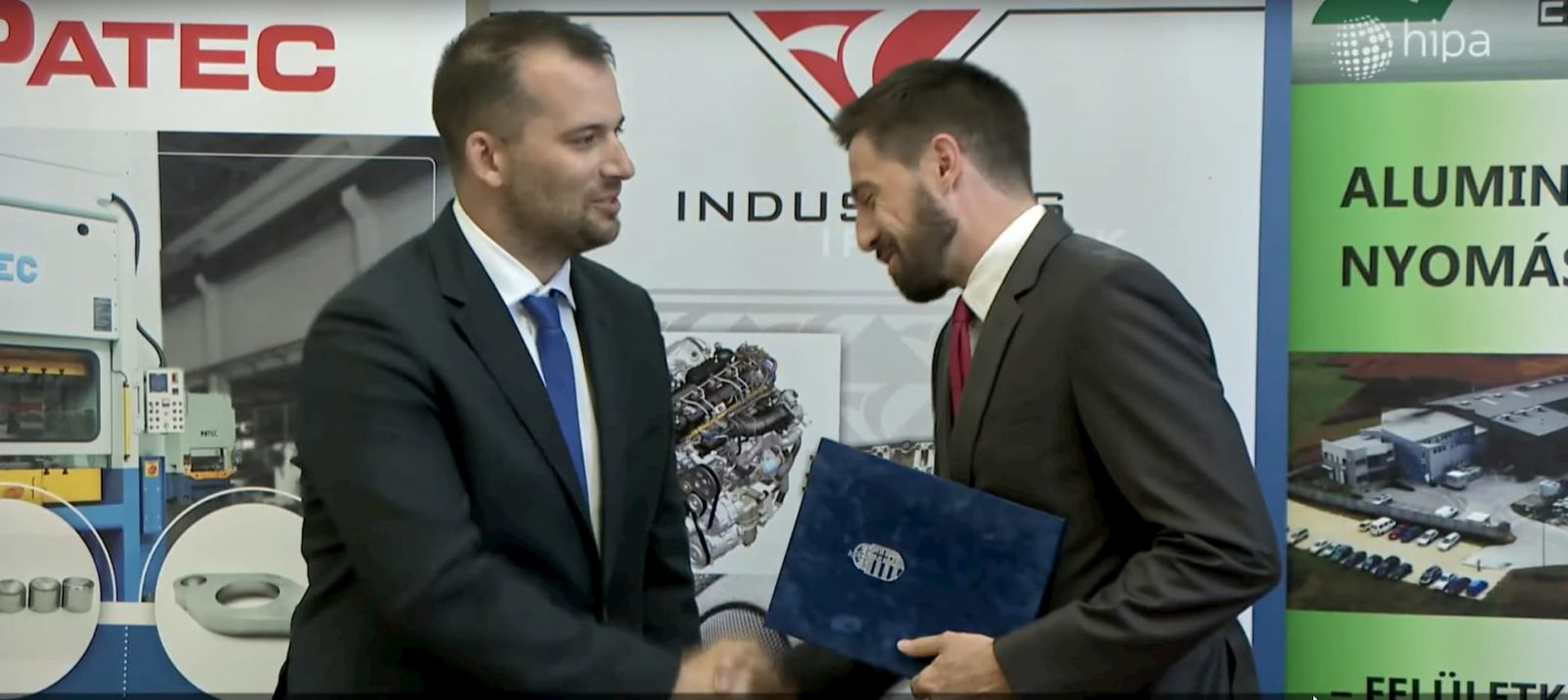V-Casting levels up in Hungarian diecasting